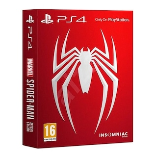 Ps4 Spider-Man Special Edition - Spiderman