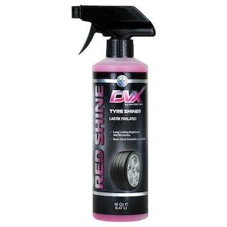 DVX Lastik Parlatıcı ve Siyahlatıcı 16 Oz 473 ml.