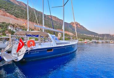 4 gece 5 gün Yelkenli Tekne ile Likya Rüyası Mavi Tur