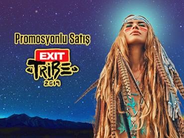 Exit Festival 2019 (Bilet+Kamp+Uçak(Atlas)
