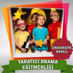 Yaratıcı Drama Eğitmenliği Kursu