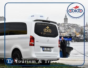 Özel İstanbul turu (Mercedes Vito )