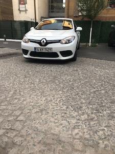 Renault Fluence         Araç Kiralama