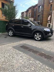 Chevrolet Captiva    ARAÇ KİRALAMA
