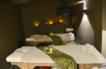 Bağdat Caddesi A11 Exclusive Hotel Sense Spa'da Masaj Keyfi ve Is