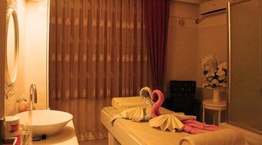 Pallas Athena Spa & Masaj Merkezi'nde Masaj Keyfi