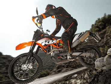 Enduro Motosiklet Eğitimi İleri Seviye