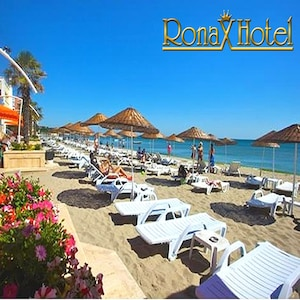 Ronax Hotel Plaj Kullanımı