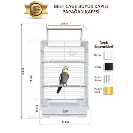Best Cage Üstü Açılır