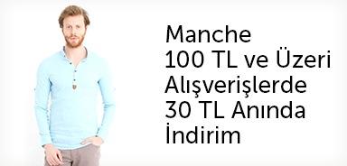 Manche 100 TL ve Üzeri Alışverişlerde 30 TL Anında İndirim - n11.com
