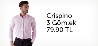 Crispino 3 Gömlek 79.90 TL - Ücretsiz Kargo - n11.com