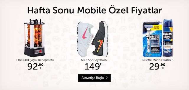 19-21 Mayıs Mobile Özel Ürünler - n11.com