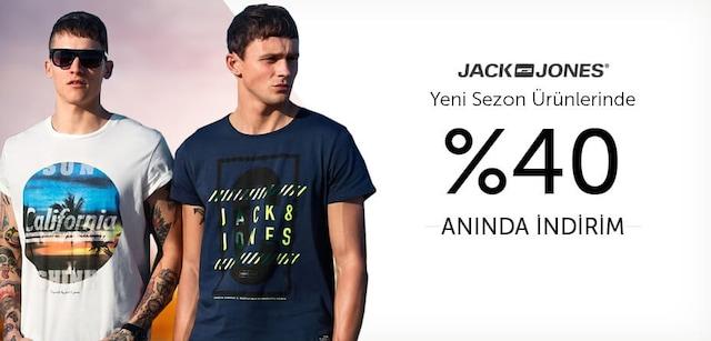 Jack Jones Yeni Sezon Ürünlerinde %40 Anında İndirim - n11.com