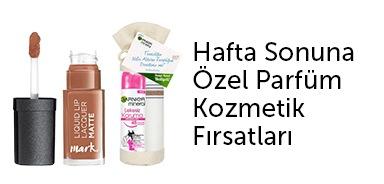 Hafta Sonu Özel Parfüm&Kozmetik Fırsatları - n11.com