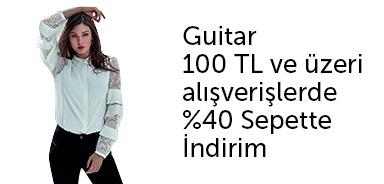 Guitar 100 TL ve Üzeri Alışverişlerde %40 Sepette İndirim - n11.com