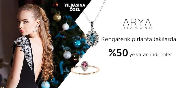 Arya Pırlanta'dan Yeni Yıla Özel Ürünler - n11.com