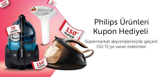 Ütü, Süpürge, Epilasyon - Philips Kampanyası