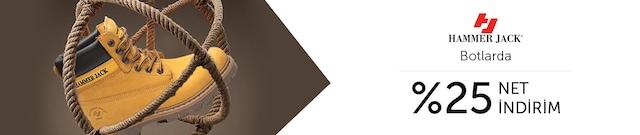 Hammer Jack Ayakkabılarda %25 Net İndirim - n11.com