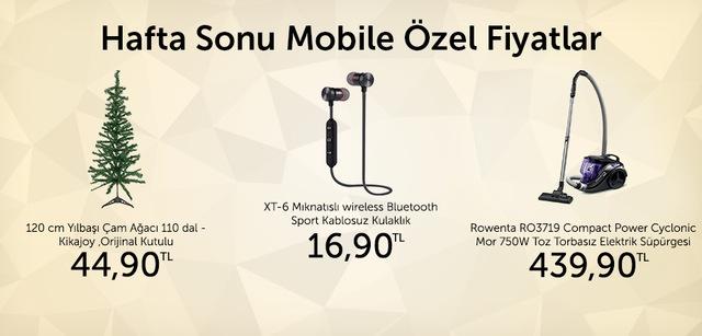 7-9 Aralık Mobile Özel Ürünler  - n11.com