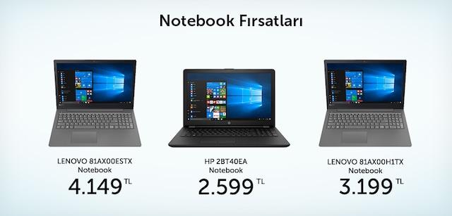 n11.com Notebook Fırsatları - n11.com
