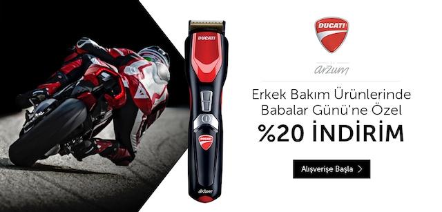 Ducati by Arzum Erkek Bakım Ürünlerinde Babalar Günü Fırsatı - n11.com