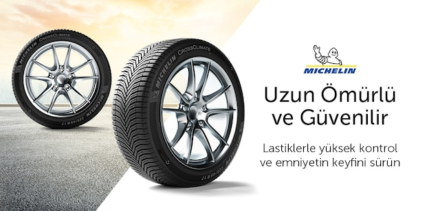 Michelin Uzun Ömürlü ve Güvenilir - n11.com