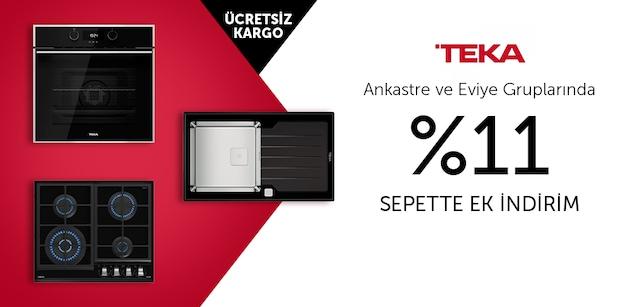 Teka Sepette %11 İndirim - n11.com
