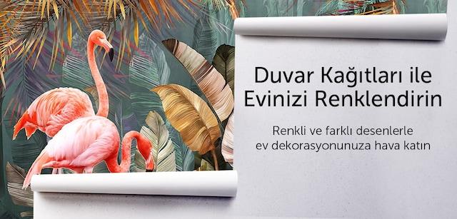 Duvar Kağıtları ile Evinizi Renklendirin - n11.com