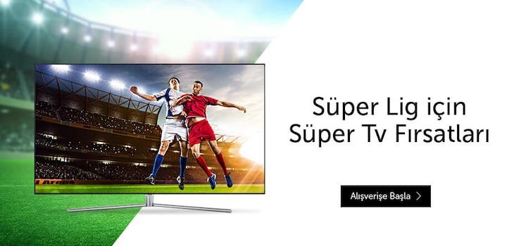 Futbol Keyfi Bu TV'lerle Çıkar