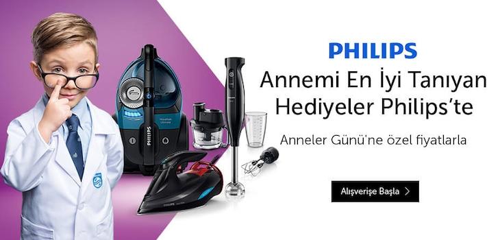 Philips'ten Anneme Özel Hediyeler