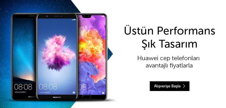Huawei Cep Telefonları