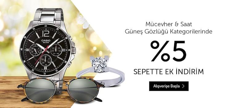 Saat, Gözlük, Takı & Aksesuar