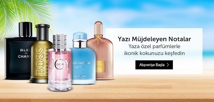 Yaz Parfümleri