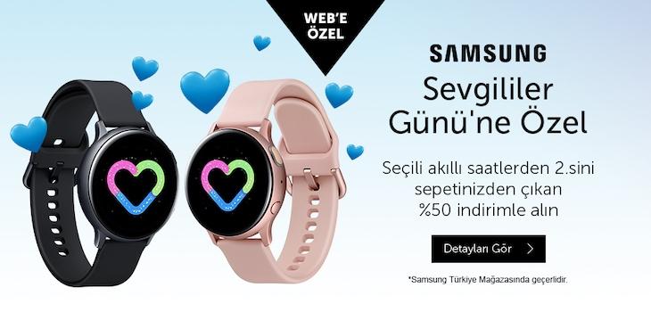 Samsung Akıllı Saatler