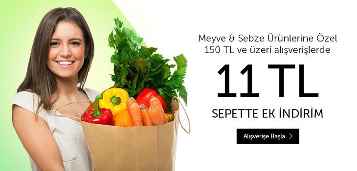 Sebze&Meyve Fırsatları