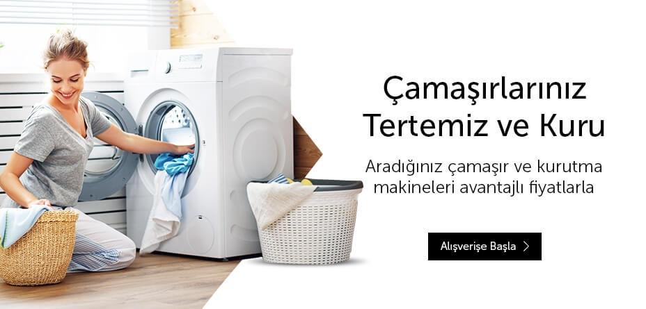 Çamaşır ve Kurutma Makineleri