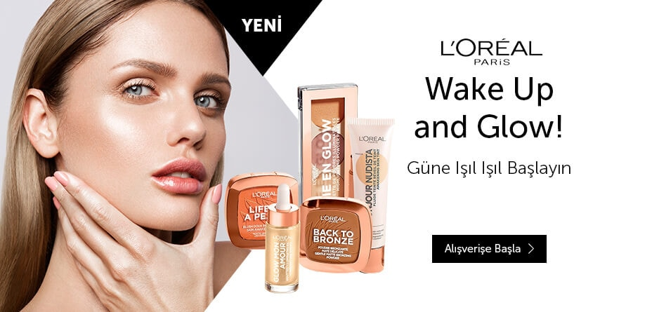 L'Oreal Wake Up and Glow