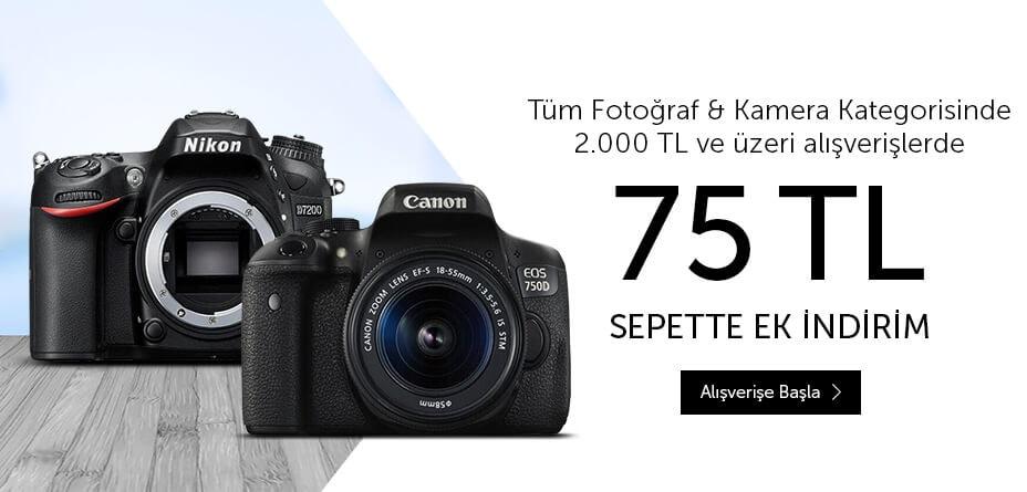 fotoğraf makinesi canon nikon