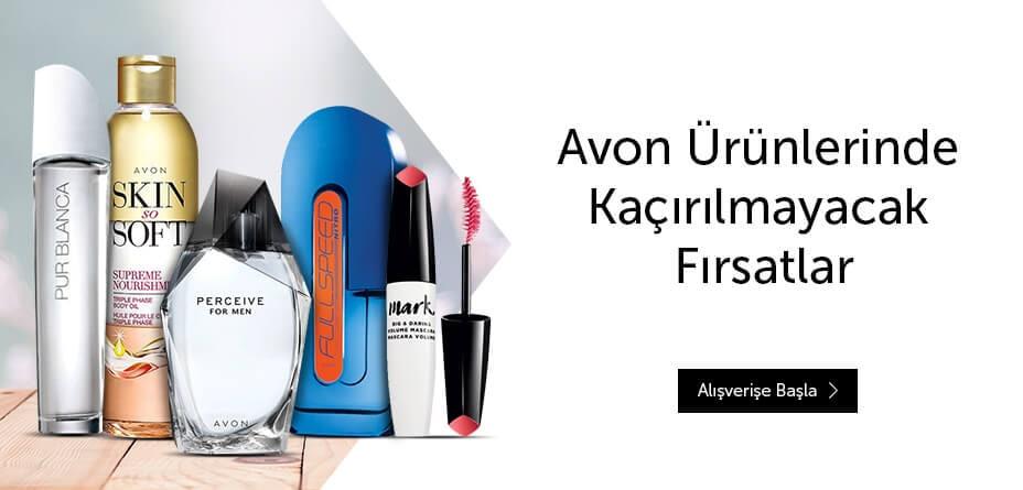 Avon Ürünlerinde İnanılmaz Fiyatlar