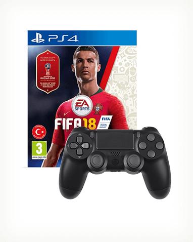 Dünya Kupası'na Özel PS Konsol & Oyun