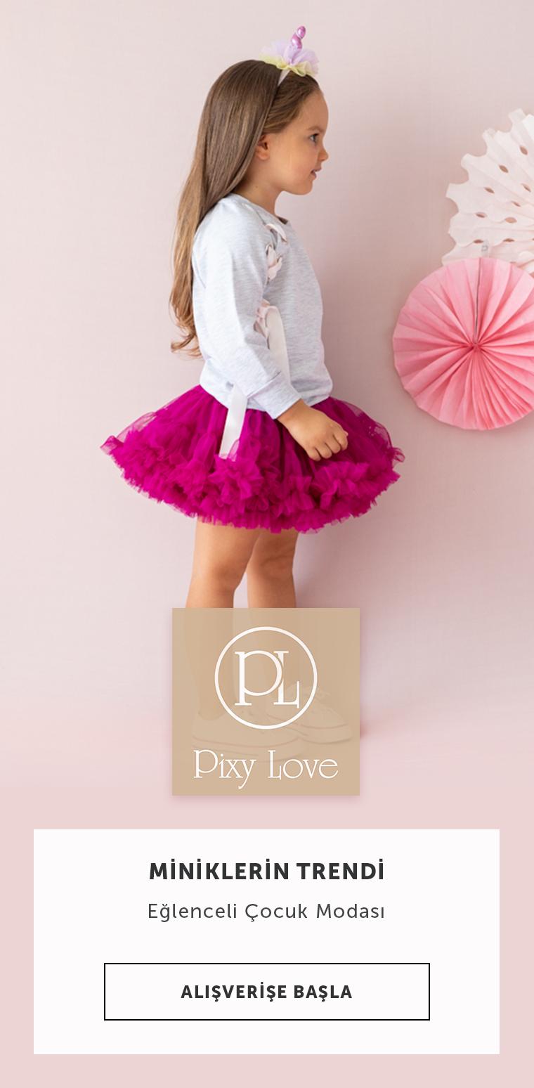 Pixy Love Ürünlerinde İndirimler