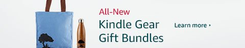All-New Kindle Travel Gear Gift Bundles