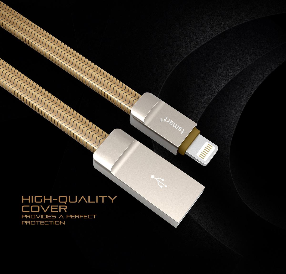 iPhone7 şarj Kablosu özel seri