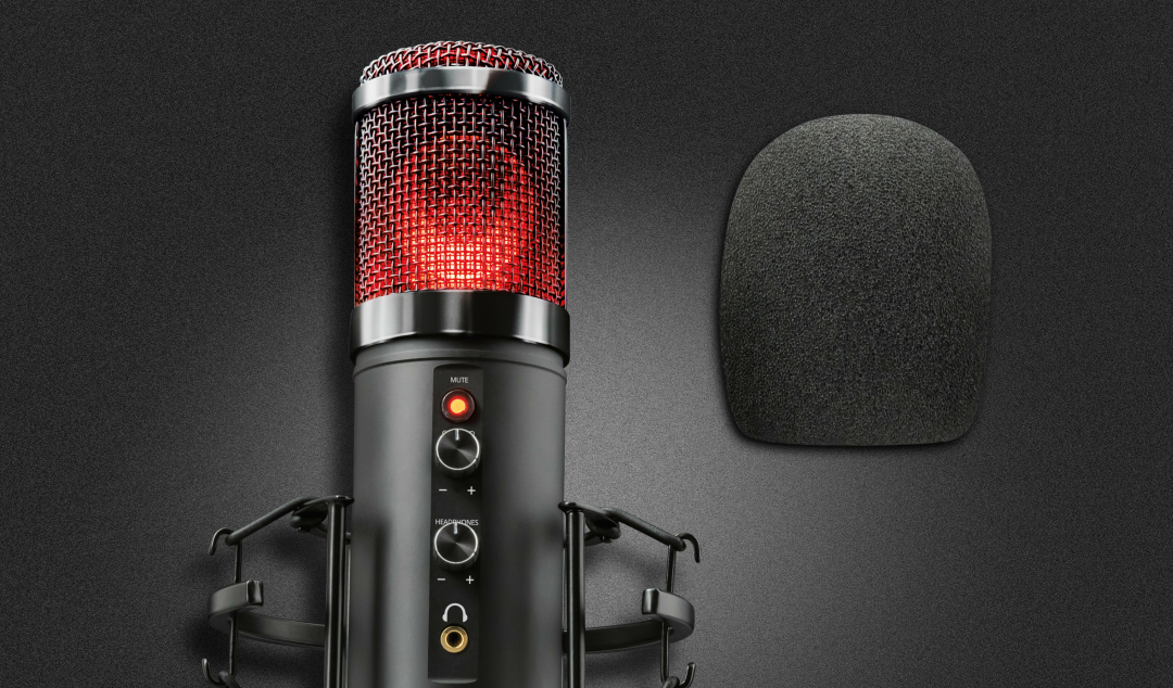 usb canlý yayýn mikrofonu