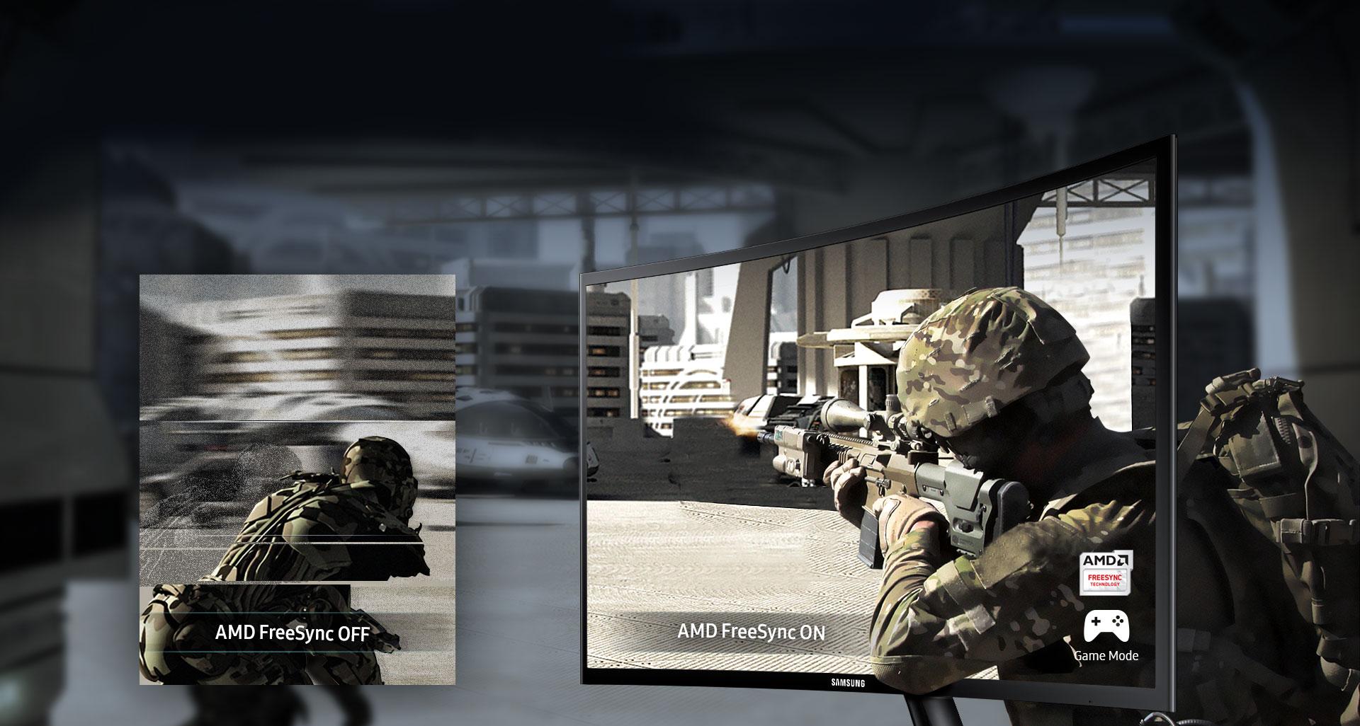 AMD FreeSync ile kusursuz oyun heyecaný