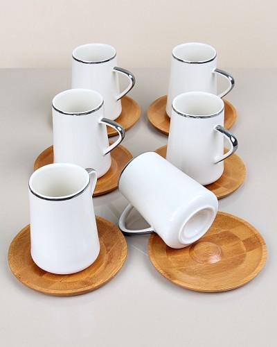 Bambum cappu çay seti