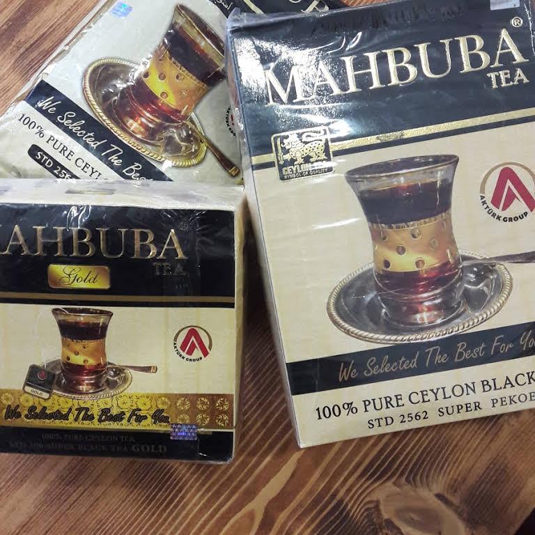 mahbuba tea gold ile ilgili görsel sonucu