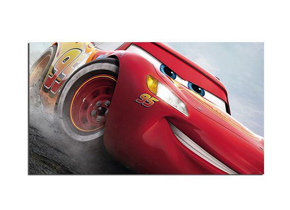 Cars - Şimşek McQueen Tablo