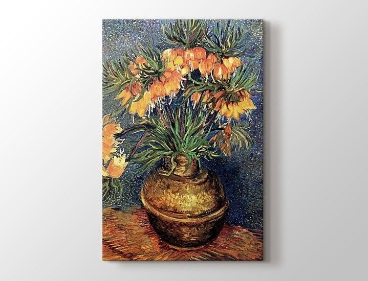 Vincent van Gogh - Still Life Vase with Fifteen Sunflowers