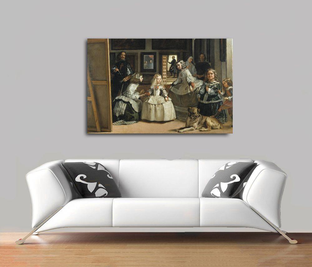 Diego Velázquez - Las Meninas Poster